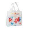sac à provisions pliable en polyester 210D avec pochette Grande Taille