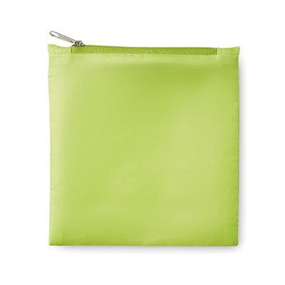 sac provisions XL pliable en polyester 210D pochette zippées