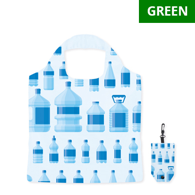 sac provisions pliable PET recycle publicitaire