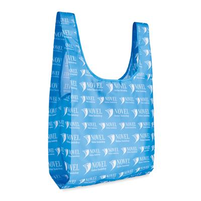 sac provisions pliable en RPET (PET recyclées à 100%)