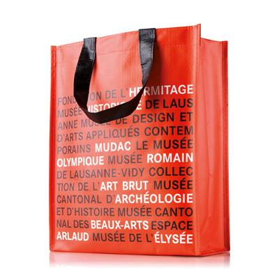sac shopping vertical avec anses courtes
